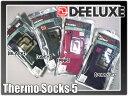 ソックス DEELUXE(ディーラックス)【Thermo Socks FIVE】五本指