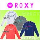 [35%OFF] UV CUT[UPF50+] ROXY ロキシー子供用 長袖ラッシュガード 水着TLY161102【MINI RASHIE L/S】◎ジュニア・キッズ・子供用◎