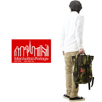 ManhattanPortage�ޥ�ϥå���ݡ��ơ���RiversideBackpack��С������ɥХå��ѥå�