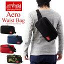 Manhattan Portage マンハッタンポーテージ Aero Waist Bag エアロ ウェスト バッグ ( ボディバッグ ウェストバッグ ヒップバッグ メンズ レディース MP1109 ) 10P03Dec16