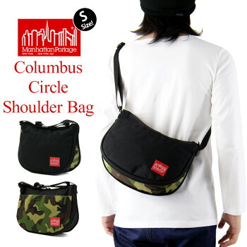ManhattanPortage�ޥ�ϥå���ݡ��ơ���ColumbusCircleShoulderBag�����֥��������륷�������Хå���S��������(�Ф᤬���Хå����������Хå���󥺥�ǥ�����manhattanportage�ޥ�ϥå���ݡ��ơ���MP6053)