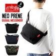 Manhattan Portage マンハッタンポーテージ Neoprene Casual Messenger Bag ネオプレン カジュアル メッセンジャー バッグ (Sサイズ) ( メンズ レディース ショルダーバッグ 鞄 MP1605JRNP2 )