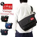 Manhattan Portage マンハッタンポーテージ Vintage Messenger Bag ヴィンテージ メッセンジャー バッグ Mサイズ ( メッ...