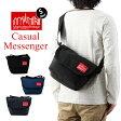 Manhattan Portage マンハッタンポーテージ Casual Messenger Bag カジュアル メッセンジャー バッグ Sサイズ ( メッセンジャーバッグ ショルダー バッグ メンズ レディース MP1605JR )