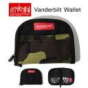 Manhattan Portage マンハッタンポーテージ Vanderbilt Wallet ヴァンダービルト ウォレット ( メンズ レディース 財布 2つ折り 父の日 ギフト MP1023 )