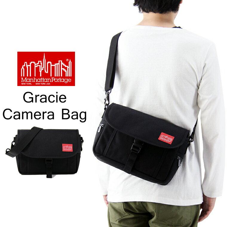 Manhattan Portage マンハッタンポーテージ Gracie Camera Bag グレイシー カメラバッグ ( ショルダー バッグ 斜めがけバッグ メンズ レディース MP1545 )
