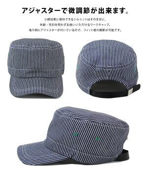 ARROWHEADアローヘッドワークキャップ(メンズ大きいサイズキャップ帽子AHAI-0113)