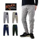 ROKX ロックス GOOSE PANT グース パンツ ( 暖パン あったか 裏起毛 クライミングパンツ ニットライク フリース メンズ RXMF6301 )