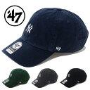 47BRAND フォーティーセブン ブランド Yankees Bace Runner Clean Up ヤンキース ベース ランナー クリーン アップ / メンズ レディー..