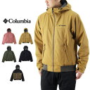 Columbia コロンビア LOMA VISTA HOODIE ロマビスタ フーディー / メンズ ジャケット 中綿ジャケット フリース アウター アウトドア キャンプ PM3753