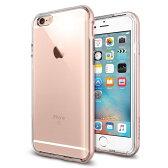 iPhone 6s / iphone6 ケース spigen ネオ・ハイブリッド EX ローズ ゴールド SGP11725 /在庫あり/ アイフォン シックスエス スマホケース カバー rose gold