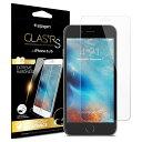 """送料無料 iPhone 6s / iphone6 ゴリラ ガラスフィルム spigen Glass """"Glas.tR S"""" 液晶保護 ラウンドエッジ 0.2mm 035GL20344 /在庫あり/ アイフォン シックスエス"""
