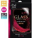 アイパッドプロ iPad 2018 11inch ガラスフィ...