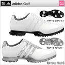 【日本正規品】adidas アディダス Driver Val S ドライバー ヴァルS ゴルフシューズ(女性 レディース) 【ゴルフグッズ用品】