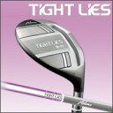 アダムスゴルフ TIGHTLIES タイトライズ フェアウェイウッド Women's フレックス(L) 【ゴルフクラブ】