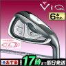 ブリヂストン ツアーステージ ViQ CL アイアン 6本セット(#7〜PW、PS、SW)(レディース女性用) VT-401Iシャフト 【ゴルフクラブ】