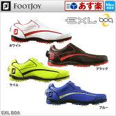 フットジョイ ゴルフシューズ EXL BOA ボア(靴幅サイズ:W) 【ゴルフグッズ用品】【ゴルフシューズ】