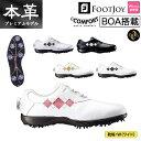 日本正規品FootJoy フットジョイ ゴルフシューズ 16...