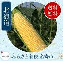 【ふるさと納税】北海道名寄産スイートコーン(黄) L〜2Lサイズ11本
