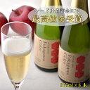 【ふるさと納税】ふかがわシードル(375ml×6本)【果実酒 シードル 北海道 りんご 中口 酒】