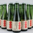 【ふるさと納税】ふかがわシードル(200ml×12本)【果実酒 シードル 北海道 りんご 中口 酒】