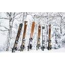 【ふるさと納税】ハンドメイドスキー【Platform One】 【スポーツ用品・スキー板】 お届け:※お申込からお届けまでは3ヶ月程度お時間をいただきます。