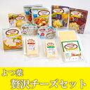 カマンベールチーズを追加!11個のチーズを贅沢に詰め合わせ...