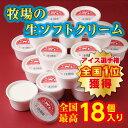 【ふるさと納税】A31-1 牧場の生ソフトクリーム...