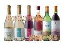 【ふるさと納税】C001-5十勝ワイン赤・白・ロゼ・スパークリングセット