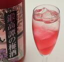 【ふるさと納税】鍛高譚(たんたかたん)の梅酒[1800ml]
