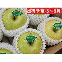 【ふるさと納税】5〜8月 親子三代最高位の王林約3kg(新鮮保持技術使用) 【果物類・林檎・りんご・リンゴ】 お届け:2020年5月11日〜2020年8月7日