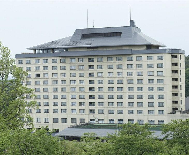 【ふるさと納税】花巻温泉 ホテル千秋閣ペア宿泊券