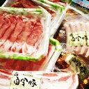 【ふるさと納税】白金豚(プラチナポーク)バラエティギフトセッ...