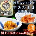【ふるさと納税】日本一の赤貝とほやの瓶詰セット