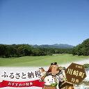 【ふるさと納税】No.044 東蔵王ゴルフ倶楽部 平日ペアゴルフ利用券
