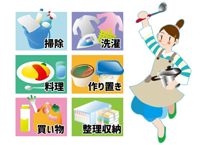 【ふるさと納税】H8101 家事代行サービス(タスカジ)3時間コース