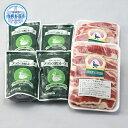 【ふるさと納税】B01036フランス鴨鍋セットA(モモ肉スラ...