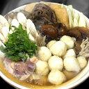 【ふるさと納税】地鶏山の芋・キリタンポ鍋セット 2人前 【鍋...