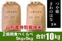 【ふるさと納税】FY18-953【山形産 2銘柄食べ比べ】つ...