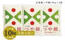 【ふるさと納税】FY19-213 【定期便3回】山形産 つや...
