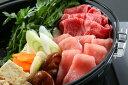 山形県が誇る二大銘柄 山形牛・米の娘ぶた 贅沢すき焼きセット(合計1kg)冷凍 ※期日指定不可