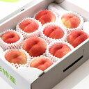 【ふるさと納税】厳選 白桃 3kg 硬めの品種おまかせ 秀品(8~12玉)