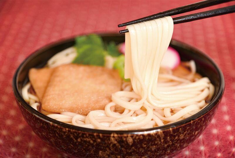 【ふるさと納税】業務用うどん100人前(乾麺)