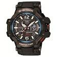 【ふるさと納税】E-01 CASIO腕時計 G-SHOCK「GPW-1000-1AJF」★果物付き★