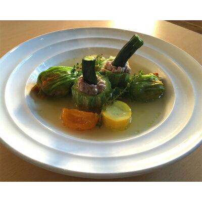【ふるさと納税】旬のかほくイタリア野菜料理食事...の紹介画像2