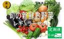 【ふるさと納税】No.1008 大人気!旬の新鮮お野菜 レギュラーセット(詰め合わせ)【定期便6回】