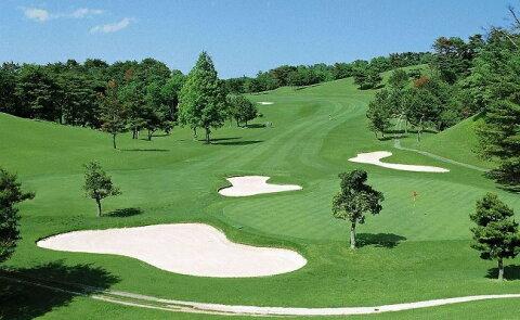 【ふるさと納税】いわき市内ゴルフ場共通利用券