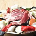 【ふるさと納税】幻の国産サフォーク種ジンギスカン肉500グラ...