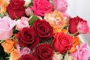 【ふるさと納税】AL01_生産農家直送!大輪のバラ花束 20本セット 贈答用/プレゼント/ギフト/薔...