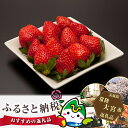 【ふるさと納税】No.119 奥久慈産いちご 厳選平詰め 約...